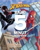 Okładka książki - Spider-Man. Bajki 5 minut przed snem.