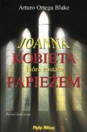 Okładka książki - Joanna. Kobieta, która została papieżem