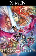 Okładka - II wojna domowa  X-Men