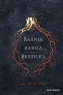 Okładka ksiązki - Baśnie Barda Beedle