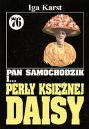 Okładka ksiązki - Pan Samochodzik i perły księżnej Daisy