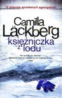 Okładka książki - Księżniczka z lodu