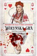 Okładka książki - Wołyńska gra
