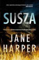 Okładka książki - Susza