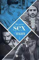 Okładka książki - Sex/Man