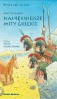 Okładka - Najpiękniejsze mity greckie