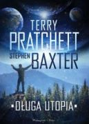 Okładka książki - Długa Utopia