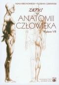 Okładka - Zarys anatomii człowieka
