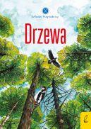Okładka książki - Młodzi przyrodnicy. Drzewa