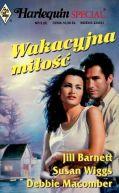 Okładka książki - Wakacyjna miłość