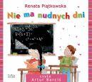 Okładka ksiązki - Nie ma nudnych dni. Audiobook
