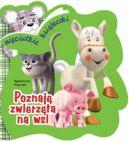 Okładka ksiązki - Poznaję zwierzęta na wsi