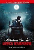 Okładka - Abraham Lincoln. Łowca wampirów