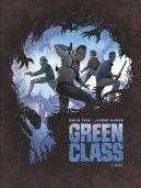Okładka ksiązki - Green Class. Tom 2. Alfa