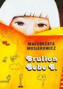 Okładka książki - Brulion Bebe B.