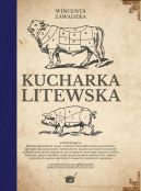 Okładka książki - Kucharka litewska