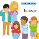 Okładka - Montessori. Emocje