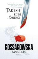 Okładka książki - Takeshi. Cień Śmierci