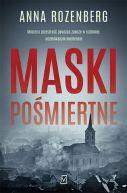 Okładka książki - Maski pośmiertne
