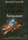 Okładka ksiązki - Pieśń łuków: Azincourt