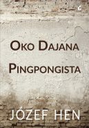 Okładka - Oko Dajana. Pingpongista