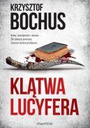 Okładka książki - Klątwa Lucyfera