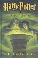 Okładka ksiązki - Harry Potter i Książę Półkrwi