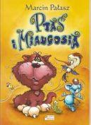 Okładka ksiązki - Ptaś i Miaugosia