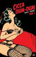 Okładka - Cicca Dum-Dum. Tom 1