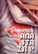 Okładka książki - Pamiętnik Anastazji P.