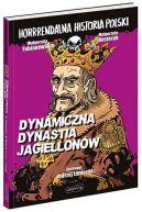 Okładka - Dynamiczna dynastia Jagiellonów