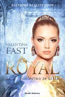 Okładka ksiązki - Royal. Królestwo ze szkła