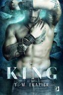 Okładka książki - King