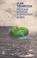 Okładka ksiązki - Profesor Andrews w Warszawie. Wyspa