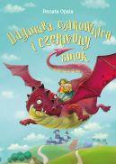 Okładka książki - Dagmara, czarownica i czerwony smok