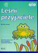 Okładka książki - Sztuczki ze sztuką leśni przyjaciele