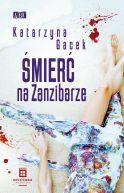 Okładka książki - Śmierć na Zanzibarze