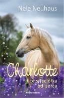 Okładka ksiązki - Charlotte i przyjaciółka od serca