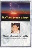 Okładka książki - Trafiona przez piorun