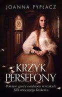 Okładka książki - Krzyk Persefony