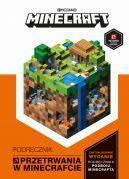 Okładka - Minecraft. Podręcznik przetrwania w Minecrafcie