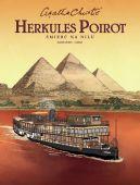 Okładka ksiązki - Agatha Christie. Herkules Poirot. Śmierć na Nilu