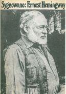 Okładka - Sygnowano - Ernest Hemingway