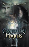 Okładka książki - Czarodziej Magnus