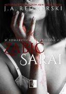 Okładka książki - Zabić Sarai