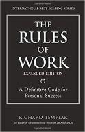Okładka książki - The Rules Of Work