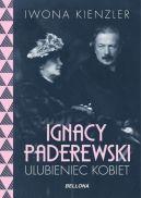 Okładka ksiązki - Ignacy Paderewski -  ulubieniec kobiet