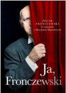 Okładka książki - Ja, Fronczewski