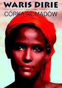 Okładka książki - Córka nomadów