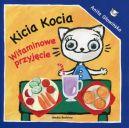 Okładka książki - Kicia Kocia. Witaminowe przyjęcie